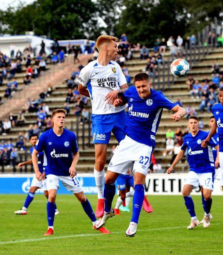 Vitesse ook tegen Schalke 04 onderuit, FC Groningen en Heracles Almelo verliezen ook