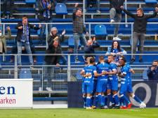 PEC Zwolle krijgt toestemming voor oefenwedstrijd tegen Helmond Sport mét toeschouwers