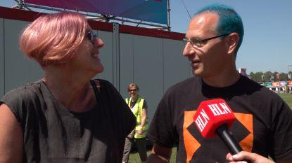 """Eerste festivalgangers lopen Rock Werchter binnen: """"Elkaar hier ontmoet"""""""
