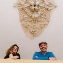 Annemieke en Remco; de eigenaren van Christa's Cookies én van het nieuwe hotel