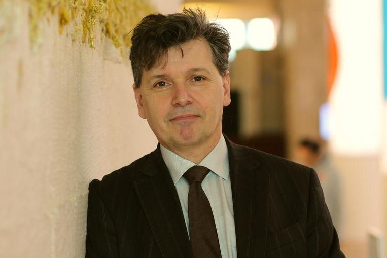 Martin Berendse, directeur OBA Beeld OBA