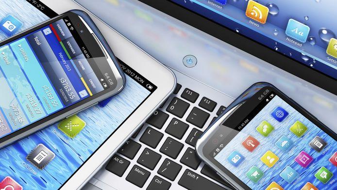 Geestelijke gezondheidszorg via apps is in opmars bij Parnassia.