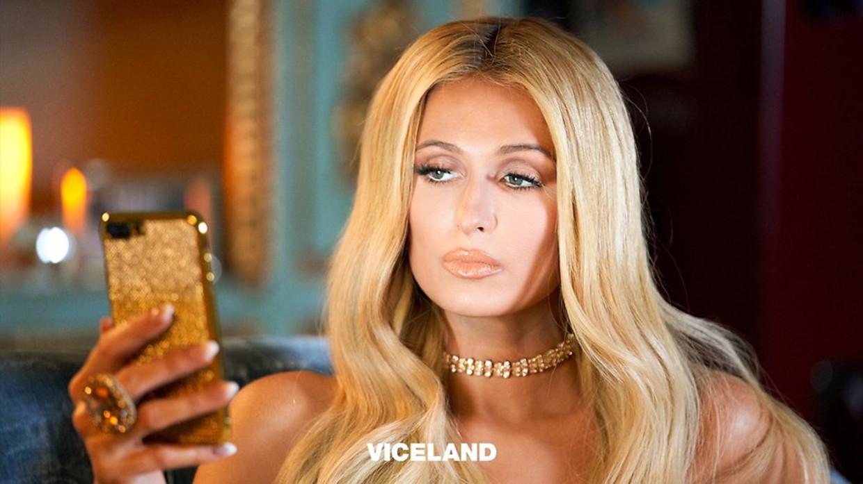 Paris Hilton. Beeld rv - Vice