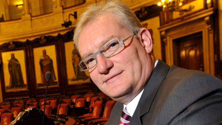 Senator Pol Van den Driessche is één van de drie CD&V'ers die het nieuwe wetsvoorstel lanceerden. Beeld UNKNOWN