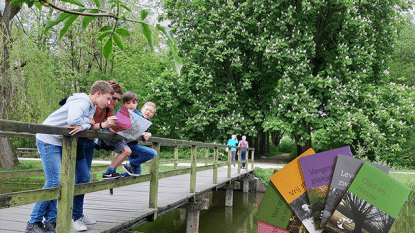 Vrijbroekpark viert 90ste verjaardag met zeven nieuwe wandelroutes