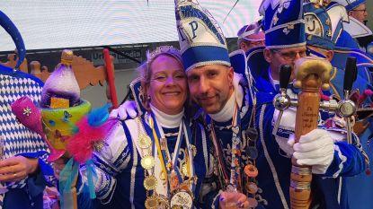 "Prins Pips en Prinses Cindy op recordjacht na verbranding: ""Belgisch record farandole moet er aan!"""