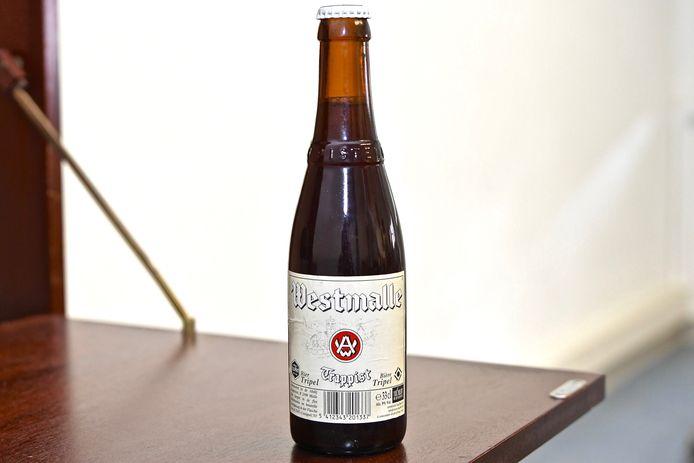 Op dit flesje biedt iemand ondertussen al 2.600 euro.