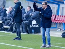 Petrovic is realistisch na zege op Emmen: 'Dit was eigenlijk Willem II-onwaardig'