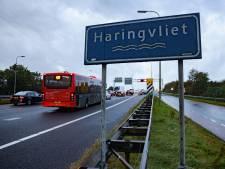 Twee maanden na invoering van maatregelen op de Haringvlietbrug: 'Heb sinds de verbreding nauwelijks tijdverlies meer'