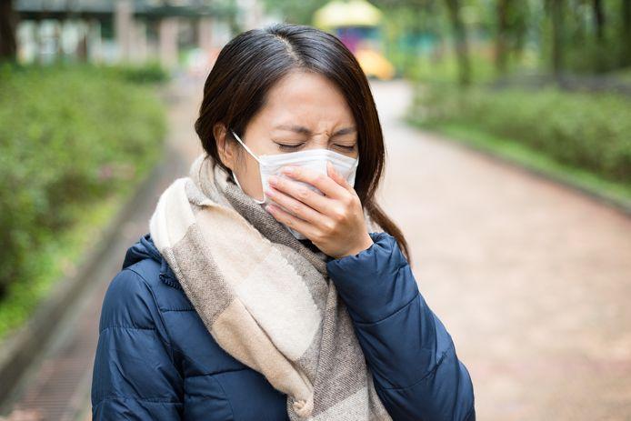 Vijftien patiënten in de Chinese stad zijn ernstig ziek geworden door de nieuwe variant van het coronavirus. (Foto ter illustratie)