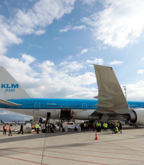 KLM schrapt nog eens 500 tot 1000 banen