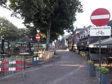 Hoge Zij wordt niet permanent afgesloten in Hilvarenbeek