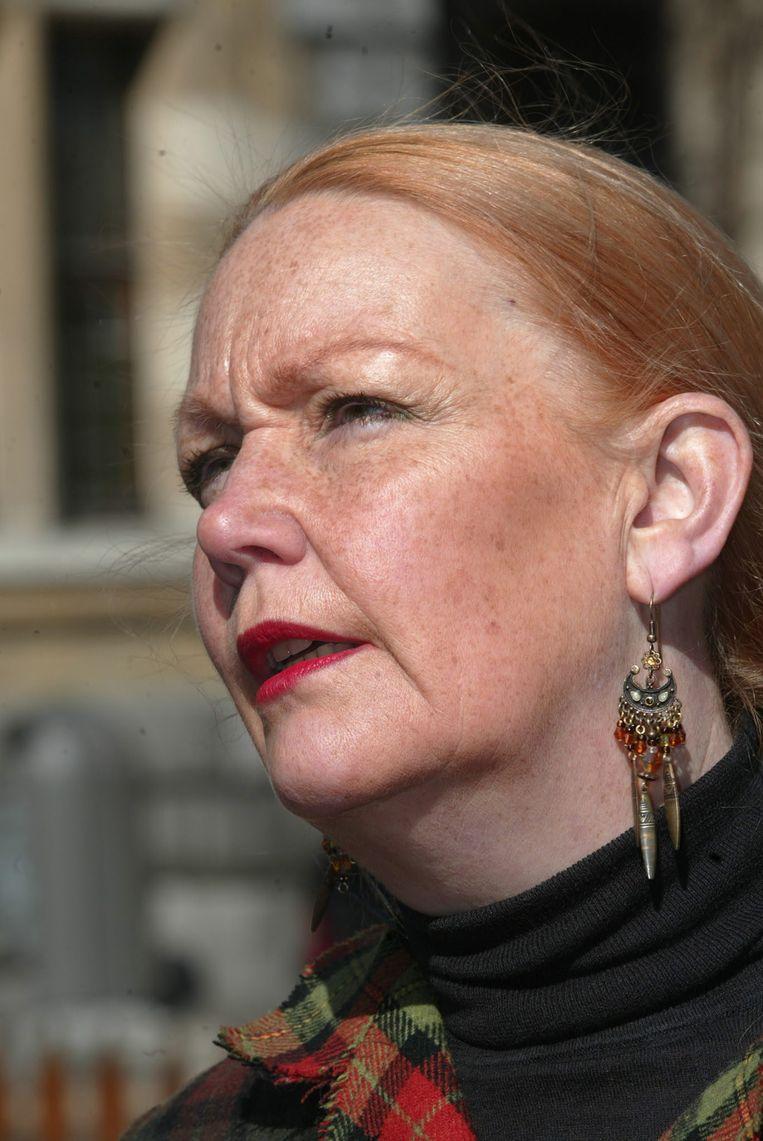 Ingrid Vander Veken. Beeld IMAGEGLOBE