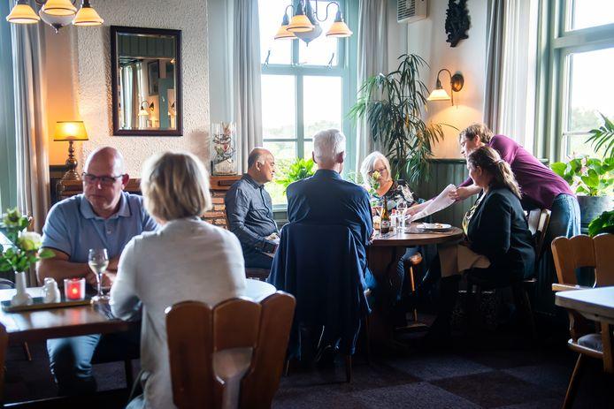 Restaurant In den Molen in Etten-Leur.