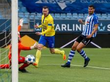FC Eindhoven vecht schorsing Amevor aan na rode kaart tegen Cambuur