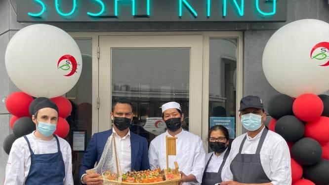 """SushiKing opent negende filiaal in Mol: """"Nieuwe locatie op vraag van de klanten"""""""