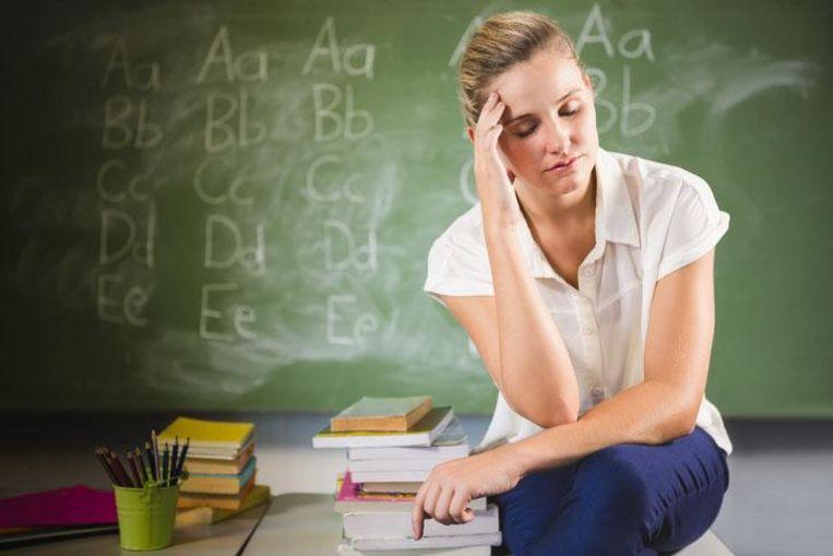 Bijna de helft van de leerkrachten uit het secundair onderwijs verlaat binnen de vijf jaar het onderwijs.