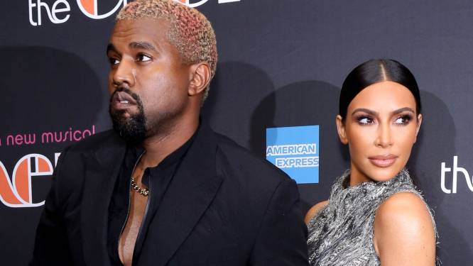 Kim Kardashian op verjaardag Kanye West: 'Ik hou voor altijd van je'