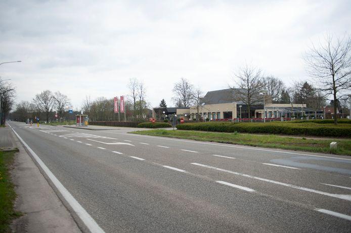 Malle in tijden van corona. Antwerpsesteenweg.