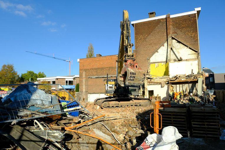 Zes gebouwen in het centrum worden tegen 21 december afgebroken.