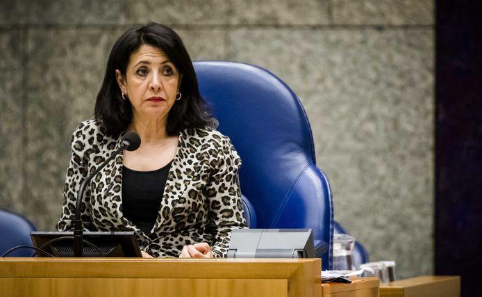 Kamervoorzitter Khadija Arib heeft het gehad met alle Kamerleden die een andere baan kiezen.