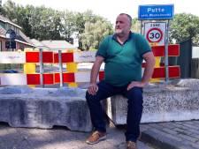 Belgen rijden massaal om via balend Putte: 'Een gekkenhuis, alles trilt!'