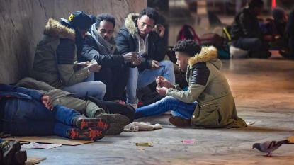 """""""We willen hier geen indoor-Calais"""""""