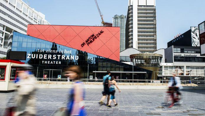 Fracties in de Haagse gemeenteraad zijn boos over timing van de onthulling van het ontwerp voor het nieuwe cultuurcomplex. Dat gebouw moet op het Spuiplein verrijzen.