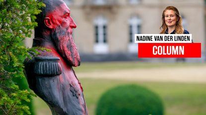 """Redactrice Nadine Van Der Linden over de onverwachte stap van onze vorst: """"Excuses aanbieden, het is een kunst"""""""