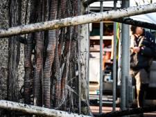 Serie 5G-branden begon bij zendmast in Beesd