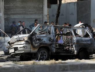 Minstens zeven doden bij twee explosies in Kaboel, taliban veroveren nog twee districten