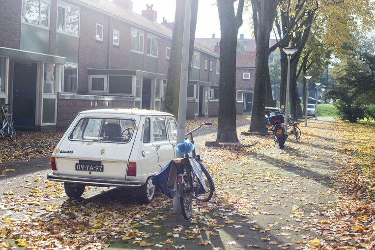 De Marianne Philipsstraat in Amsterdam Nieuw West. Beeld Cigdem Yuksel