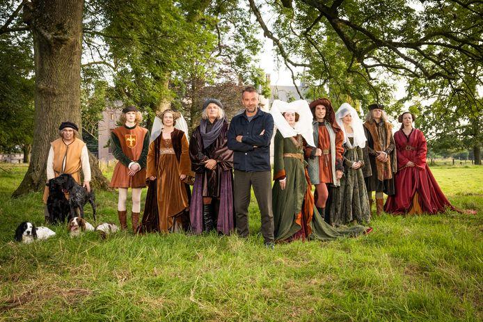 Tom Waes komt met 'Het verhaal van Vlaanderen'