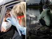 Gemist? Meer dan 200 coronabesmettingen in Twente & overlast door poepende vissers in Vroomshoop