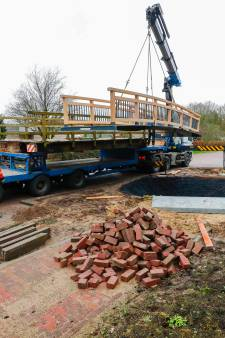 Nieuwe brug in Deurne verbindt buurt en Het Rijtven