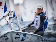 Bouwmeester en Heiner blijven tweede bij olympisch testevent