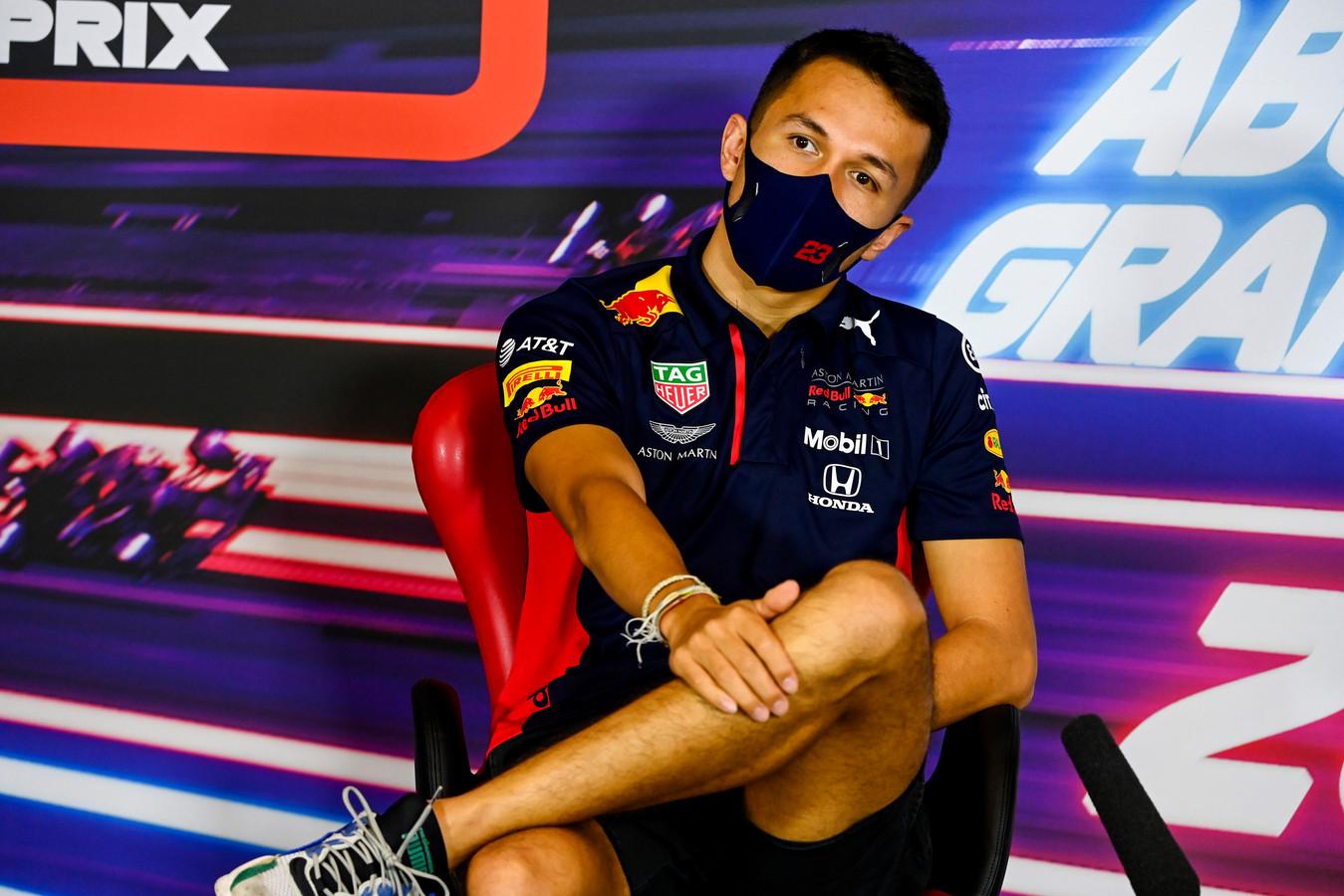 Alexander Albon verwacht in 2022 terug te keren in de Formule 1.