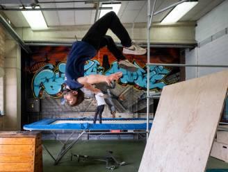 """Freerunners volgen skaters naar douanegebouw: """"Sport is extreem populair"""""""