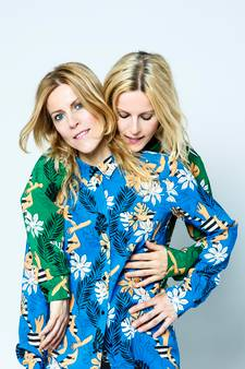 Tweelingzussen Spijkers & Spijkers: 'Wij zijn één ontwerper'