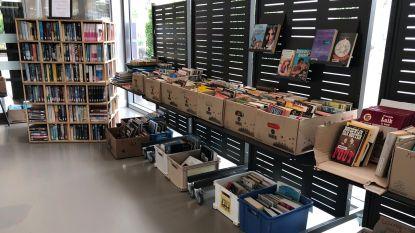 Afgevoerde boeken te koop in bib