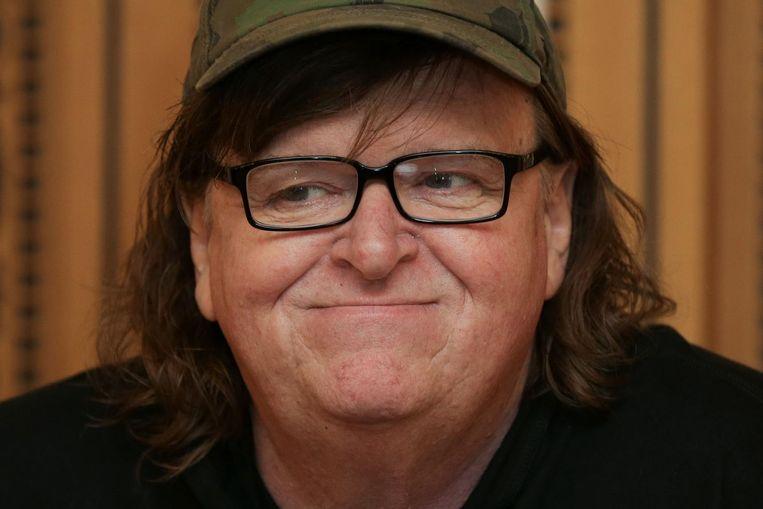 Michael Moore. Beeld afp