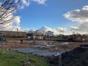 De bouwwerken aan de nieuwe gymhal van Hoogstraten zijn reeds gestart.