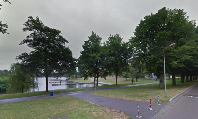 Het Bossche Prins Hendrikpark.