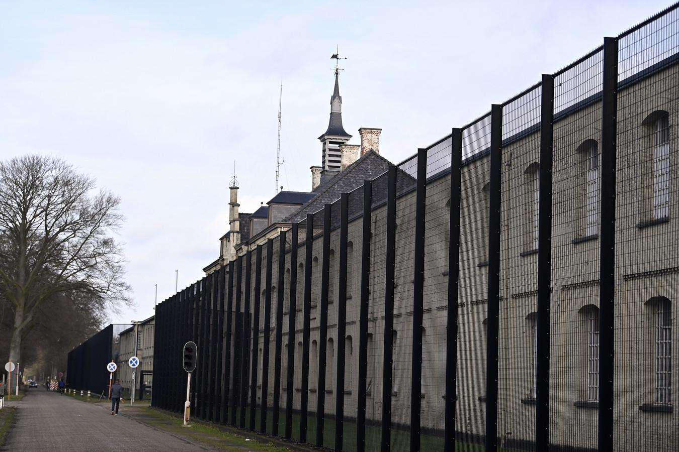 La prison de Merksplas, le mercredi 17 février 2021.