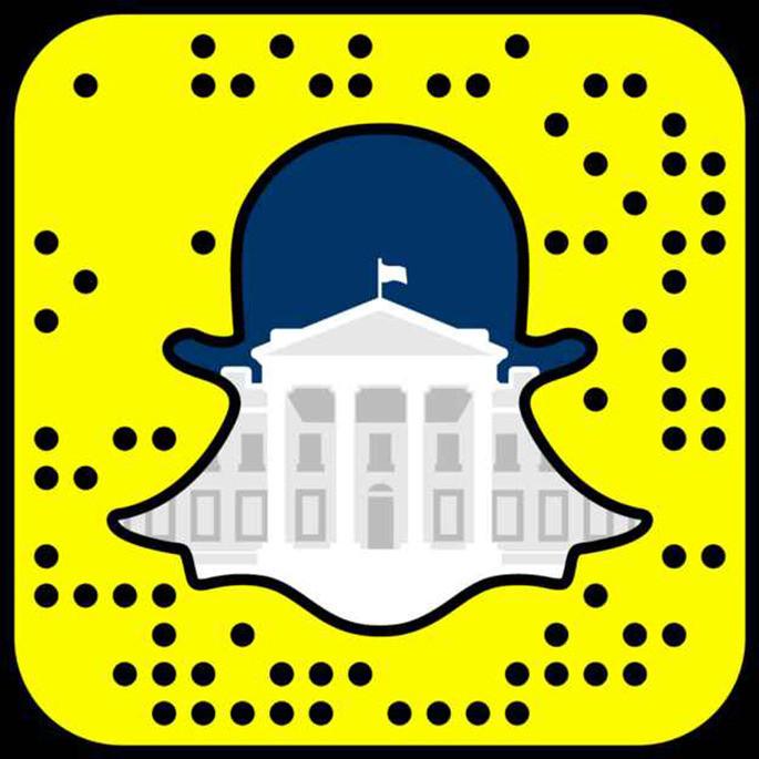 Het Witte Huis Nu Ook Op Snapchat Digitaal Ad