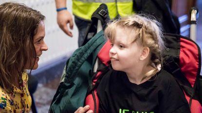 """""""We eisen legalisering cannabisolie"""": papa Sofie Voncken (10) houdt benefiet voor dure gerechtskosten"""