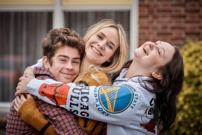 Oogappels seizoen 3: Maas, Bracha en Vera