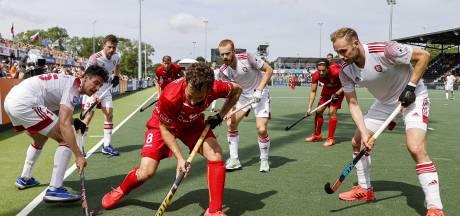 Les Red Lions s'imposent face à l'Angleterre et s'offrent la médaille de bronze