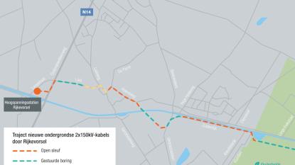 Oostmalsesteenweg gedeeltelijk afgesloten tot 7 juni