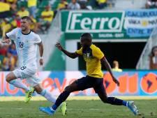Quiñonez is nu A-international, Pavlidis en Vrousai blijven op de bank